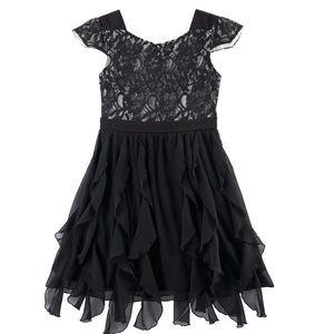 Disney D-Signed lace bodice ruffle skirt dress 👗